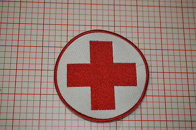 First Aid - Red Cross - Medical Patch (B5)
