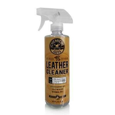 Nettoyant cuir Chemical Guys LEATHER CLEANER   NEUF