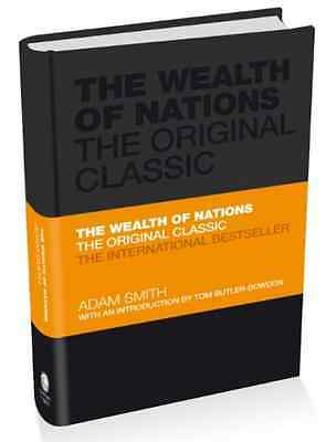 The Wealth of Nations: The Economics Classic: A Selecte - Hardcover NEW Smith, A