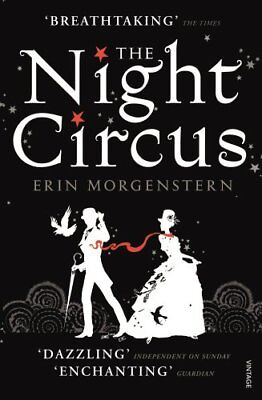 The Night Circus, Morgenstern, Erin Book The Cheap Fast Free Post