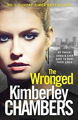 The Wronged, Chambers, Kimberley Book The Cheap Fast Free Post