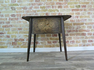 Mid Century Phono Cabinet Storage Cupboard Sideboard Console Table 60s 50s