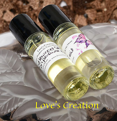 1/3 Glass Roll On Perfume Oil-Buy 3 Get 1 Free-Popular Scents-You Choose Scents!