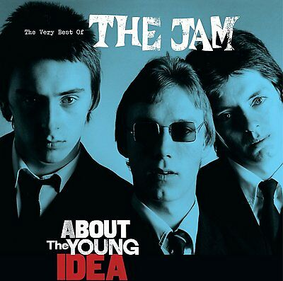 THE JAM ABOUT THE YOUNG IDEA THE VERY BEST OF 2CD ALBUM (June 22nd, 2015)