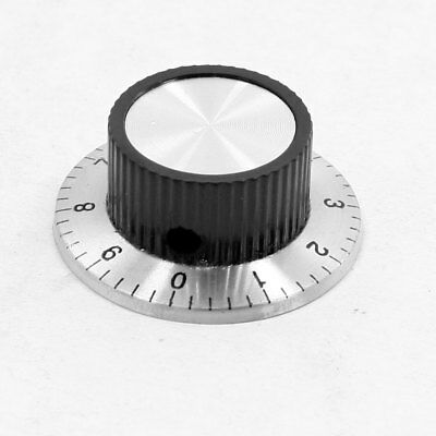 6.3mm Shaft Volume Control Rotary Potentiometer Knob for Audio