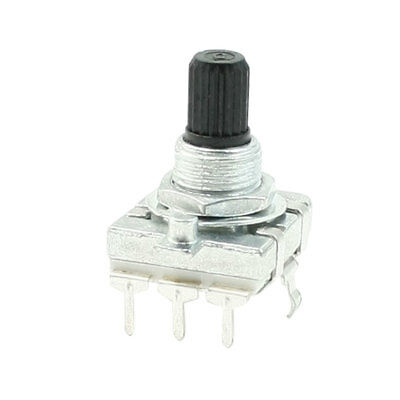 20K ohm Vertical Type Insulated Shaft Rotary Potentiometers