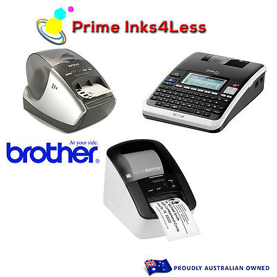 3 Brother P-touch Labellers PT-1880 Label Printer for TZ tapes up to 18mm