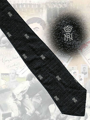 Royal Navy players tie, circa 1960s- 8cm RUGBY TIE
