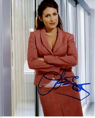 LISA EDELSTEIN signed autographed HOUSE M.D. LISA CUDDY photo