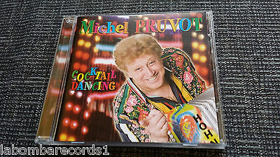 Cd Michel Pruvot - Cocktail Dancing - Sony - France