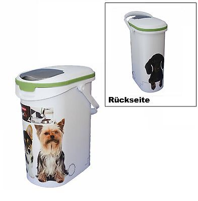 Curver Pet-Life Futter-Container Futterbehälter 4kg 10Liter