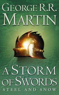 A Storm of Swords: Steel and Snow (A Song of... by Martin, George R.R. Paperback