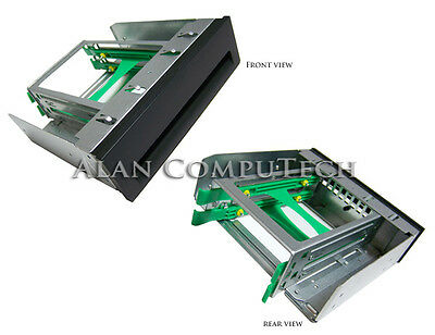 HP Two 2.5in HDD Carrier 5.25in Housing 488507-001