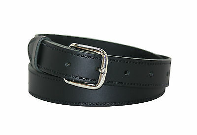 "B3 Child's/kids/Childrens Geniune Leather Belt 1""/25mm 2 COLOURS  size 23"" - 29"""