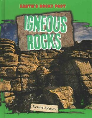 Igneous Rocks by Richard Spilsbury (English) Library Binding Book Free Shipping!