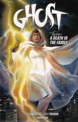 "Ghost Tpb Volume 4 ""a Death In The Family"" (Dark Horse Comics) New"