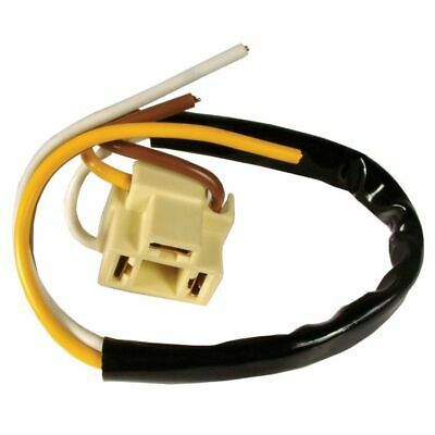 Headlight connector with wiring loom for VW Beetle and Type 2