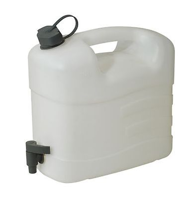 Sealey WC10T Fluid Container 10ltr with Tap Dispenser Camping Caravan