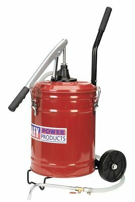 TO CLEAR - Sealey Gear Oil Dispensing Unit 20ltr Mobile TP17