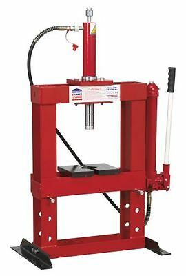 Sealey Hydraulic Press 10tonne Bench Type without Gauge YK10BLG