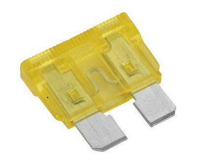 Sealey Standard Blade Fuse 20Amp CHARGE110.07