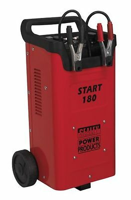 Sealey Starter/Charger 180/45Amp 12/24V 230V START180