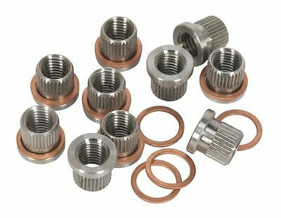Sealey Thread Inserts M9 x 1.25mm for VS0462 Pack of 10 VS0462R
