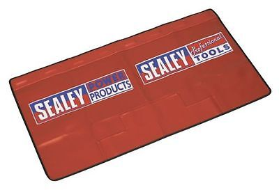 Sealey Wing Cover with 4 Pockets Workshop Magnetic VS856