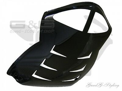 rear passage Radical Tailgate panel in black for Peugeot Speedfight