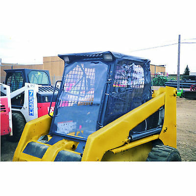 Skid Steer Enclosure Holland 465 and 485