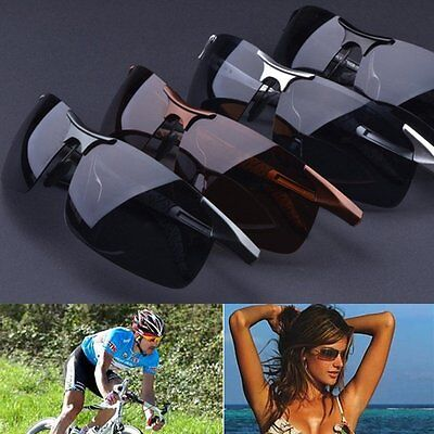 Polarized Sunglasses Black Frame Outdoor Aviator Glasses Driving fish Spectacels