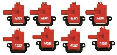 MSD Ignition Coils GM 98-06 (LS1/6) 8-Pack