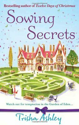 Sowing Secrets, Ashley, Trisha Paperback Book The Cheap Fast Free Post