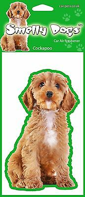 Cockapoo Fragrant Air Freshener - Perfect Gift