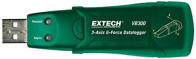 VB300 Extech Instruments Datalogger , 3 Axis G-Force