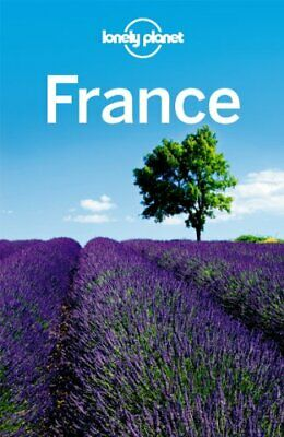 France (Lonely Planet Country Guides) by Williams, Nicola Paperback Book The