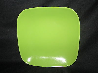 Lindt Stymeist - RSO BRIGHTS GREEN - Square Salad Plate - BRAND NEW