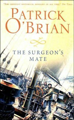 The Surgeon's Mate, Obrian, Patrick Paperback Book The Cheap Fast Free Post