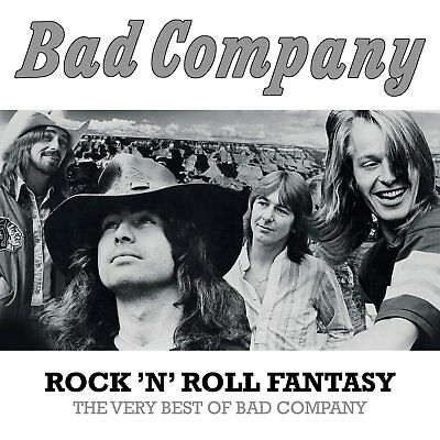 Bad Company - Rock N Roll Fantasy Very Best Of (NEW CD)