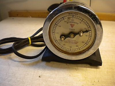 Vintage Walser Automatic Timer 8066-B For Repair Fast Free Shipping