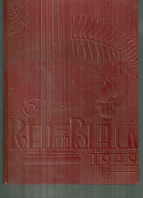 1949 Central High School Yearbook St. Louis