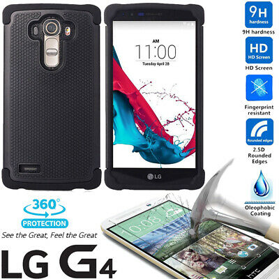 LG G4 Armor Case, [KICK-STAND] [Iron Man] Full body protection Shockproof Cover