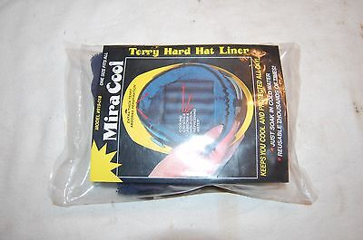 Mira Cool Terry Hard Hat Liner 919-018 One SizeFits All