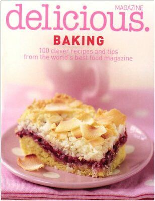 Baking (Delicious) Paperback Book The Cheap Fast Free Post