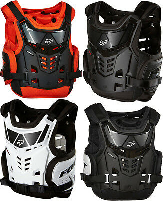 Fox Racing Youth Boys Raptor Proframe LC Roost Guard Chest Protector