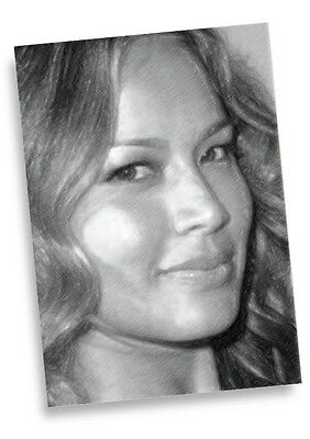 MOON BLOODGOOD - Original Art ACEO Card #01