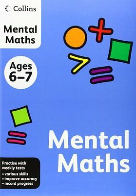 Collins Practice - Collins Mental Maths: Ages 6-7 - Paperback NEW  2011-12-05