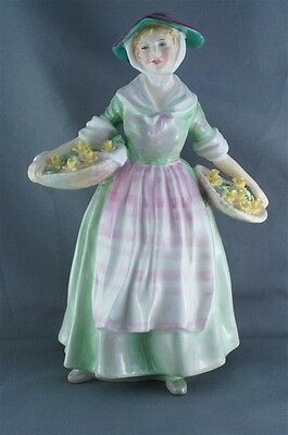 Royal Doulton Daffy-Down-Dilly Figurine Old Mark