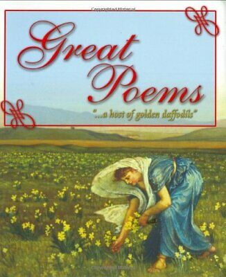 Great Poems (Visual Factfinder) by Kate Miles Paperback Book The Cheap Fast Free