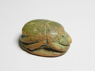 ZURQIEH - ANCIENT EGYPT - 2nd INTEMEDIATE PERIOD, SCARAB OF AN OFFICIAL